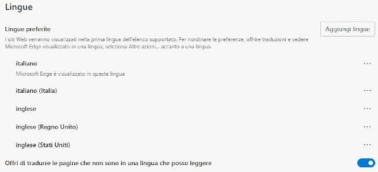 Cómo traducir automáticamente páginas Web con el nuevo Microsoft Borde 3