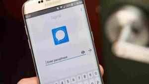 Come usare Signal il servizio di messaggistica approvato da Snowden 1