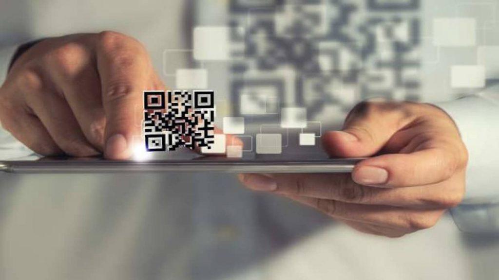 Come scansionare codice QR con Android 1