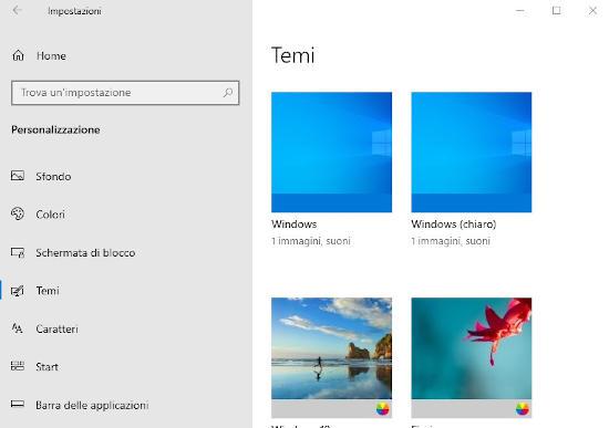 Cómo obtener temas personalizados para Windows 10 1